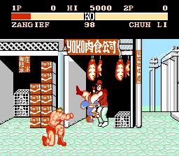 STREET FIGHTER II for NES download